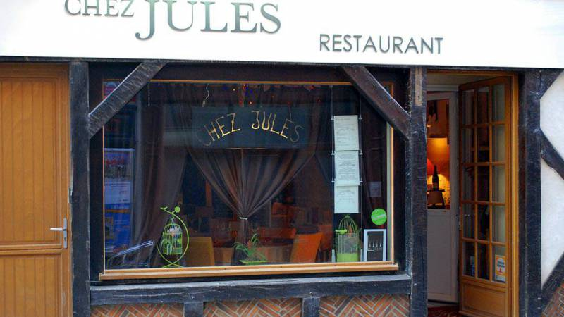 restaurant chez jules orl ans hotelrestovisio. Black Bedroom Furniture Sets. Home Design Ideas