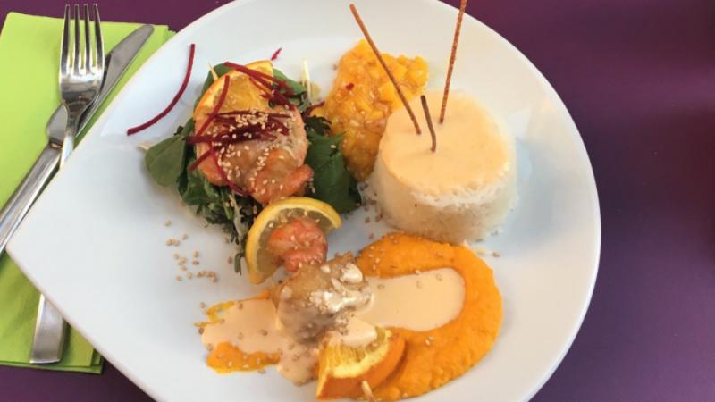 Restaurant au jardin angoul me hotelrestovisio for Resto au jardin