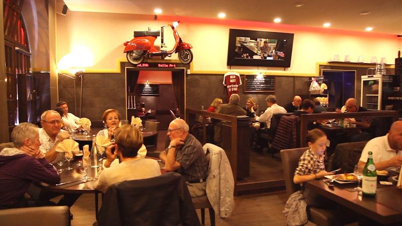 Le Lipari - Brasserie Italienne