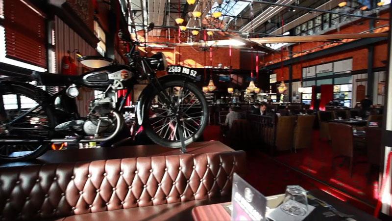Restaurant au bureau rouen rouen en vid o for Restaurant au bureau begles