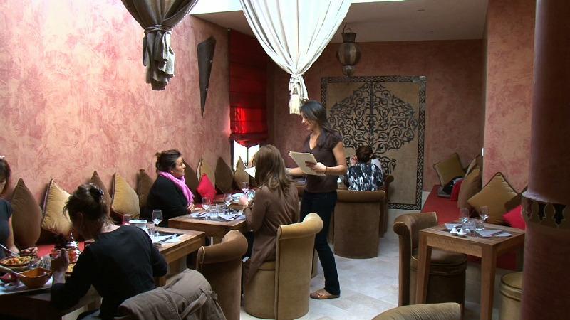 restaurant hammam chiffa avignon hotelrestovisio. Black Bedroom Furniture Sets. Home Design Ideas