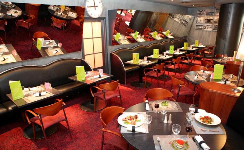 Restaurant le garage lyon hotelrestovisio france - Le garage restaurant montbonnot ...