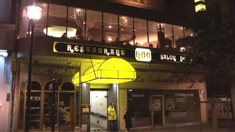 restaurant le hug mulhouse hotelrestovisio france. Black Bedroom Furniture Sets. Home Design Ideas