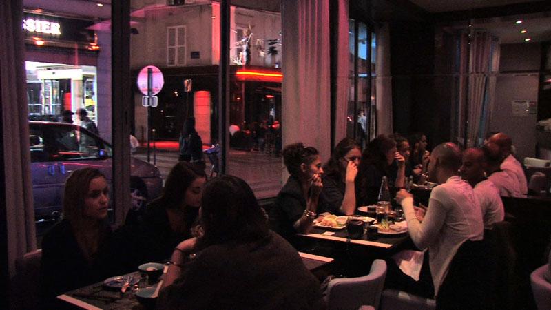 Restaurant Momiji à Paris
