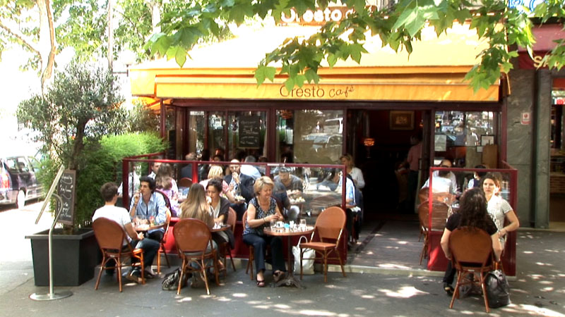 Restaurant OResto - Paris
