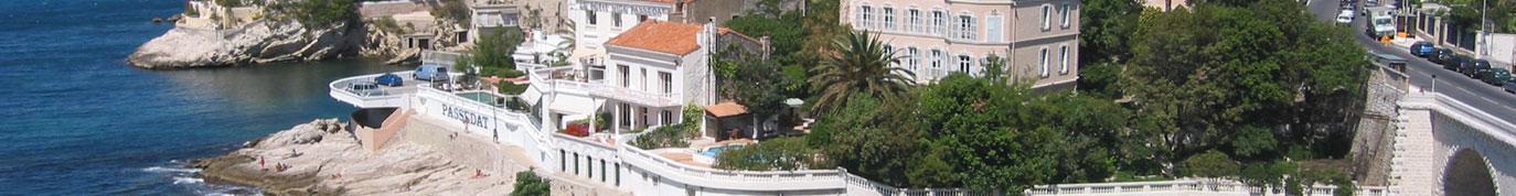 Hôtel P.A.C.A. - HotelRestoVisio