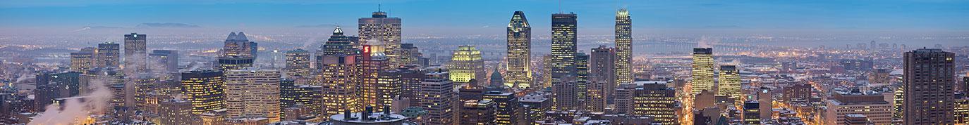 Montreal - HotelRestoVisio
