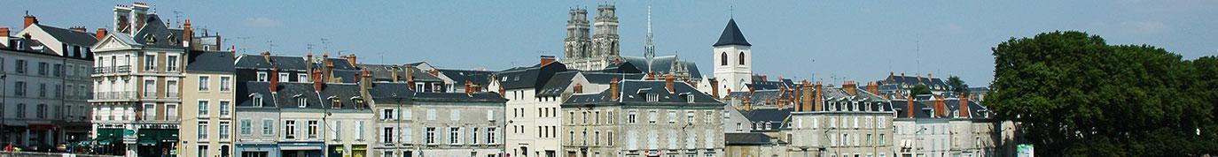 Orléans - HotelRestoVisio