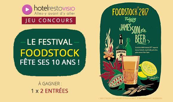 Le festival Fooding fête ses 10 ans !