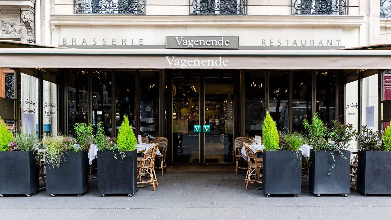 Gallery - Brasserie Vagenende Paris