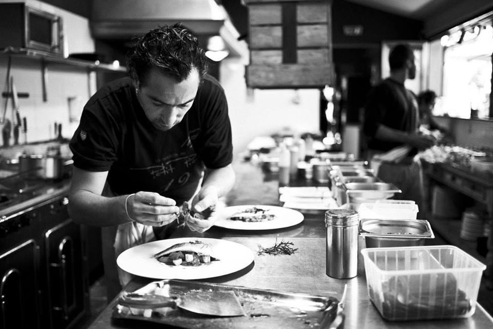 Pierre Augé, gagnant Top Chef 2014