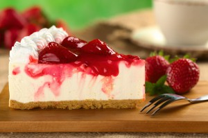 Strawberry-Cheesecake-with-Strawberry-Syrup-300x199