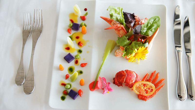 restaurant fleurs