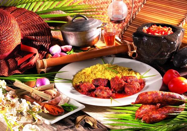 Gagnez vos places pour le salon de la gourmandise d 39 outre for Porte de la villette salon gastronomique