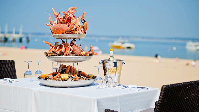 restaurant fruits de mer
