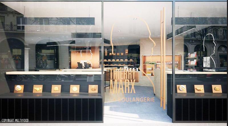 La Boulangerie Du Chef Thierry Marx Ouvre Prochainement A Paris