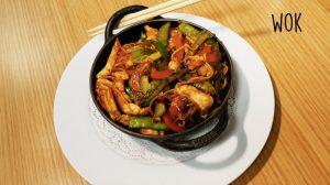 Recette Edito wok