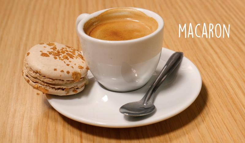 recette edito Macaron