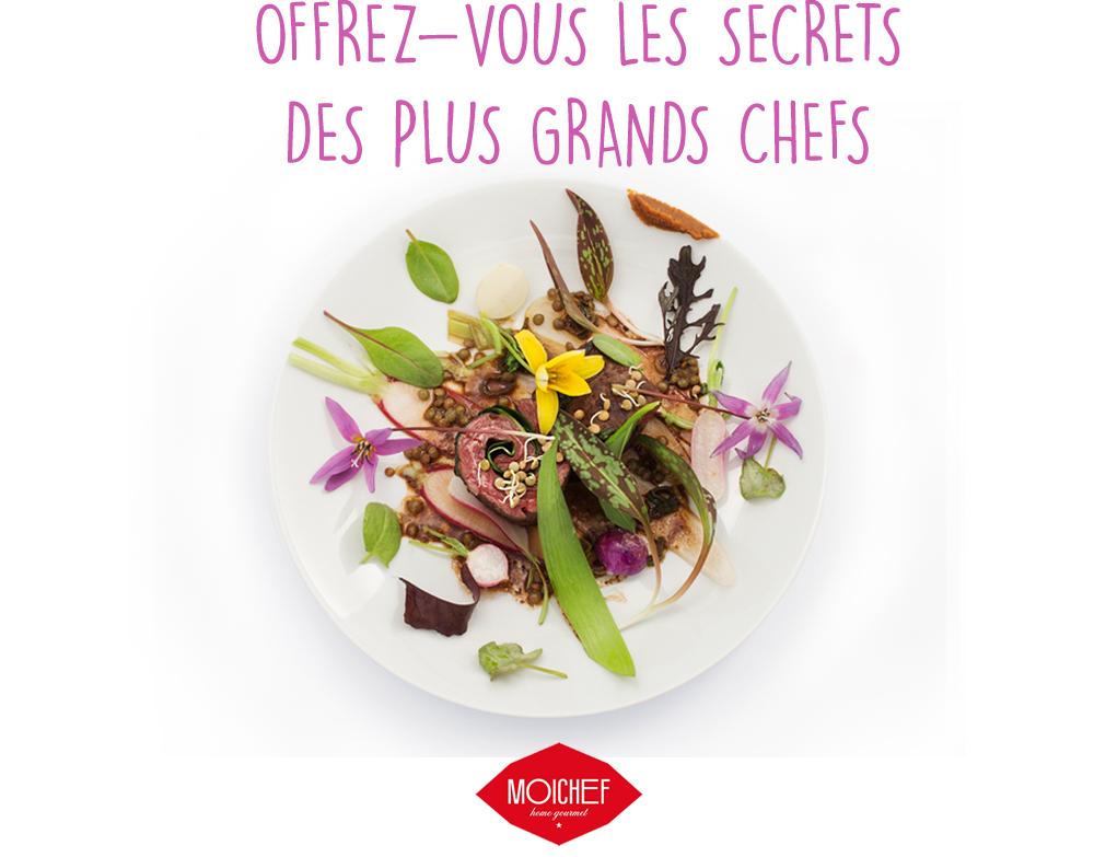 Moichef cuisinez les plats des grands chef chez vous - Les grands chefs de cuisine francais ...