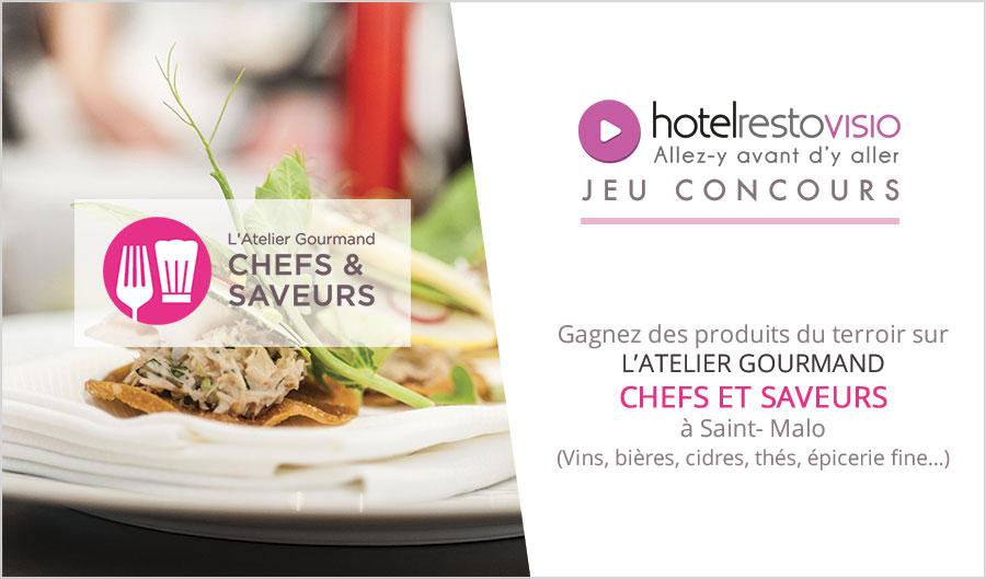 Concours Atelier Chefs et Saveurs