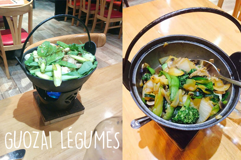Guozai Légumes