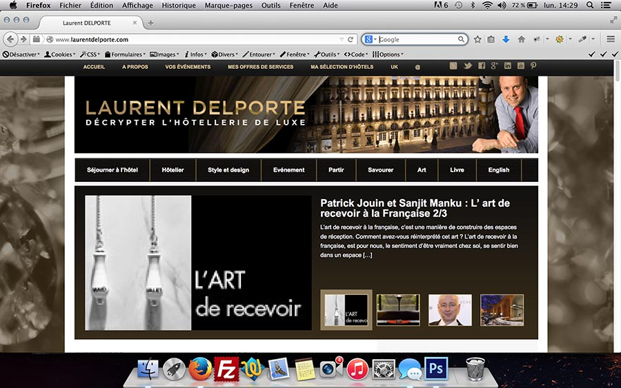 portfolio-laurent-delporte-home